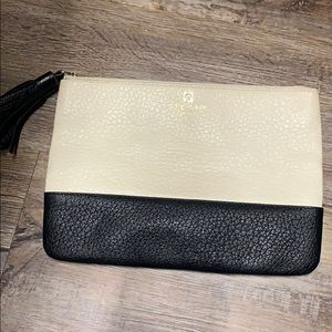 Used Kate Spade leather Clutch